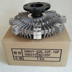 Ssangyong Musso E32 Fan Clutch Viscous