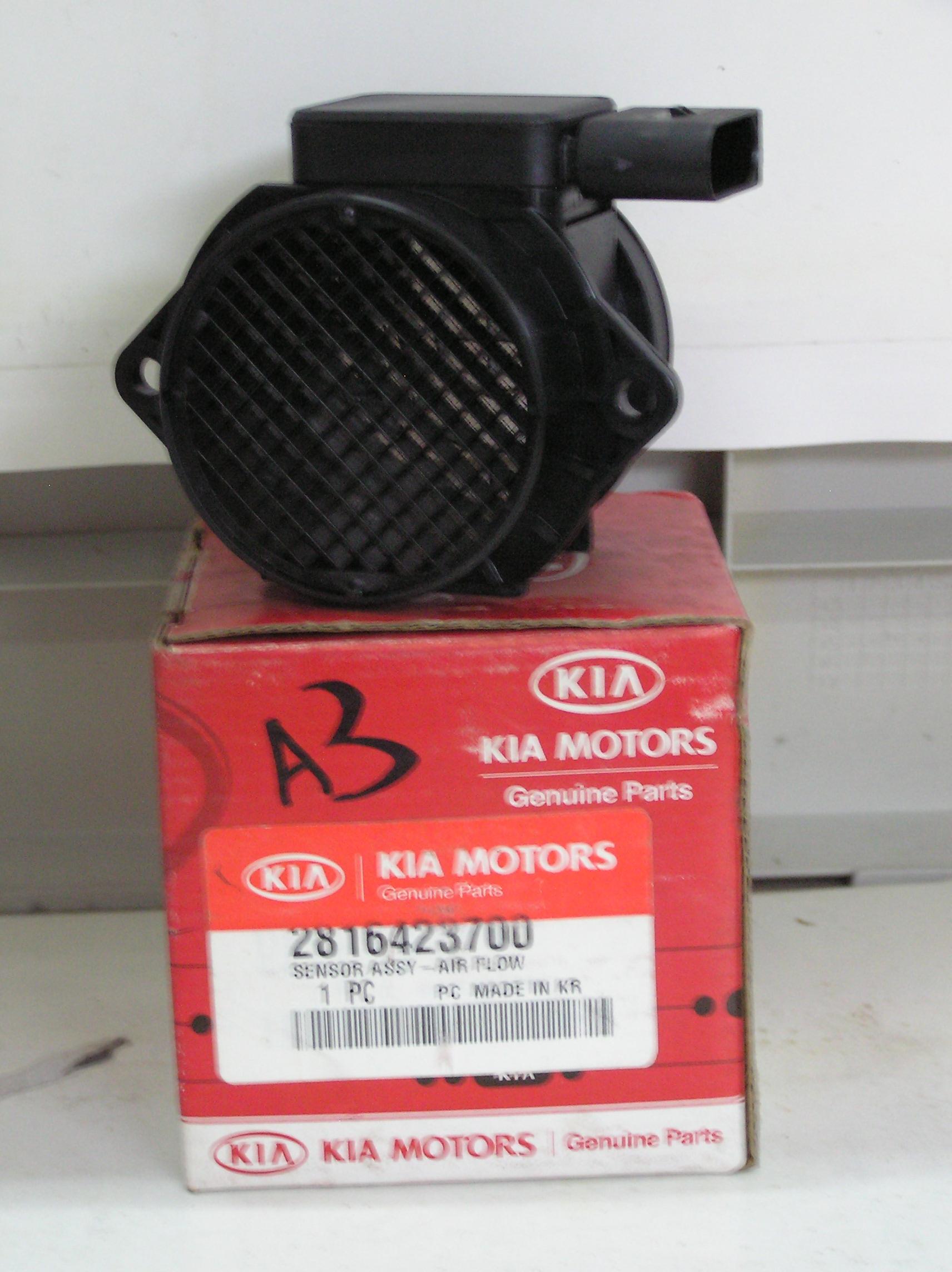 Kia Spectra 1600cc Korea Spare Parts Malaysiakuala Lumpur Rio M Air Flow Sensor Location Mass Meter Spectra5 Hyundai Citra Trajet 20 2816423700