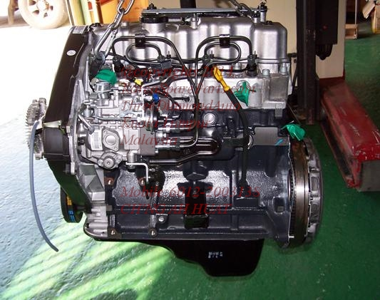 Engine Assembly Complete 4D56 D4BB BT99 Brand New Multi Purpose use Marine  engines can be used for boat, Fishing vessel, Mining carrier, Pumping