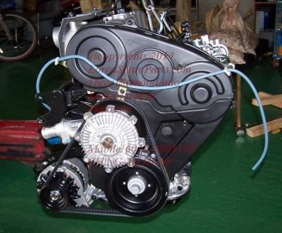 4D56 D4BB BT99 Engine Assembly Complete Brand New
