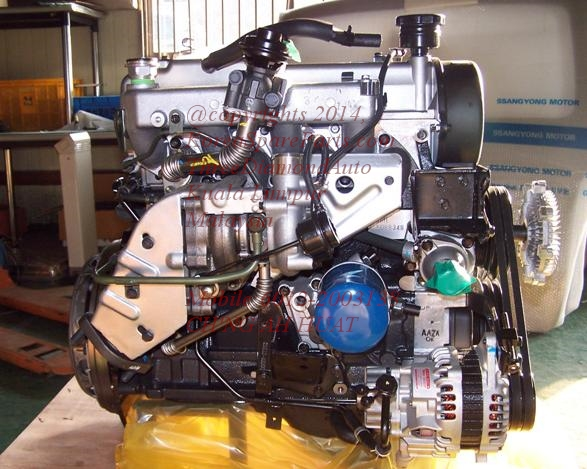 Hyundai Mitsubishi New Engine Complete Assy 4D56 D4BH DH99 Multi Purpose  Use Marine engines can be used for boat, Fishing vessel, Mining carrier,
