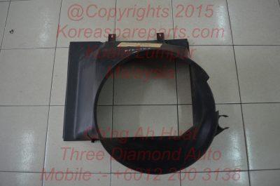 ~6615053775 Fan Guard MB140D/Istana Van