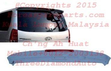 Hyundai Starex Spoiler