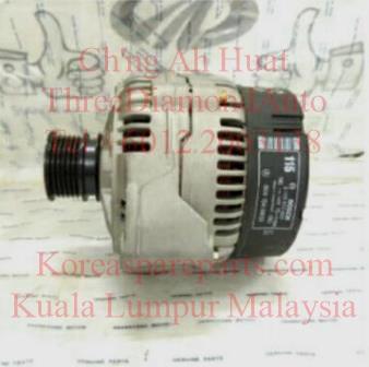 0091548802 1621543002 1621543402 Alternator 14v 115A Bosch Musso E320 Korando E320 Chairman S500 S600
