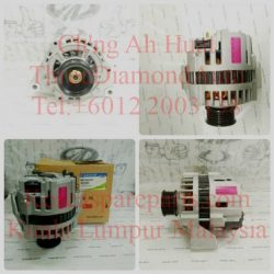 6621544102 6621543202 14V 75A Alternator 3Pin Musso Dsl Korando DSL OM661 OM662