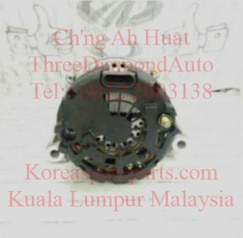 6621545402 6621545002 Alternator 14v75A Oval Rexton Rx290 OAP