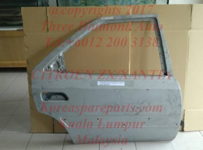 96128678 Xantia Door Rear RH