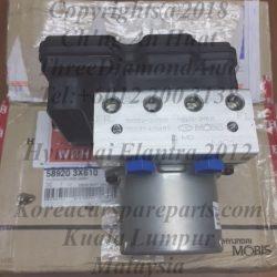 58920-3X610 ABS PUMP HYDRAULIC HYUNDAI ELANTRA 2012