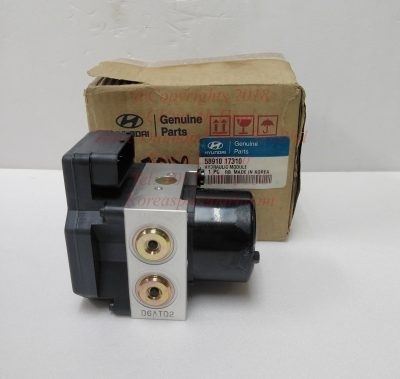 5891017300 5891017310 Hydraulic Module Unit ABS Pump Hyundai Matrix 9566017000 HMC Mando