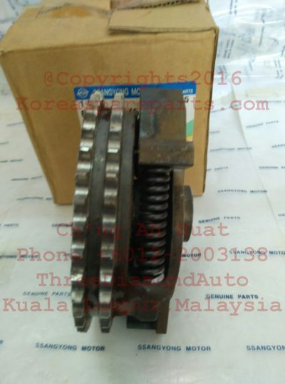 6610703145 TIMER FUEL INJECTION PUMP Musso Om662 MB140D Rexton Rx290 Om662 Engine Diesel