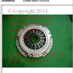 3020008550 Clutch Cover RX290 662LA DMF D29DT Marking