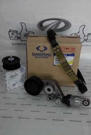 Tensioner Set Rexton Rx270xDi 6652000270