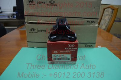 0K78K39340 Mounting Rubber Manual Transmission Kia Pregio Genuine Brand New