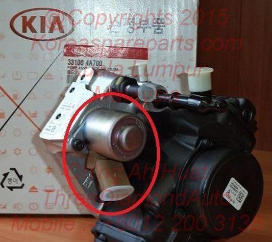 High Pressure Fuel Pump 33100