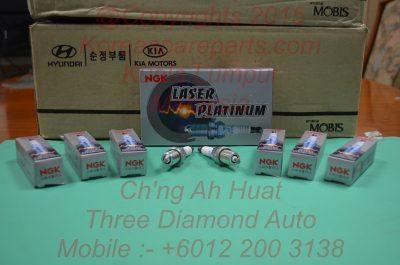 NGK PFR6N-11 Spark Plug Kia Carnival/Sedona Platinum Plug