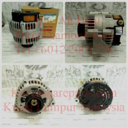 6621543402 14V 90A Alternator 3Pin MB140D Om662 IStana Van