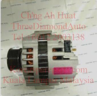 6621544102 6621543202 Alternator 14v75A Musso Dsl Korando DSL OM661 OM662